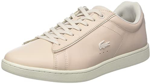 20b517d54 Lacoste Women s Carnaby Evo 417 1 SPW Lt Low-Top Sneakers  Amazon.co ...