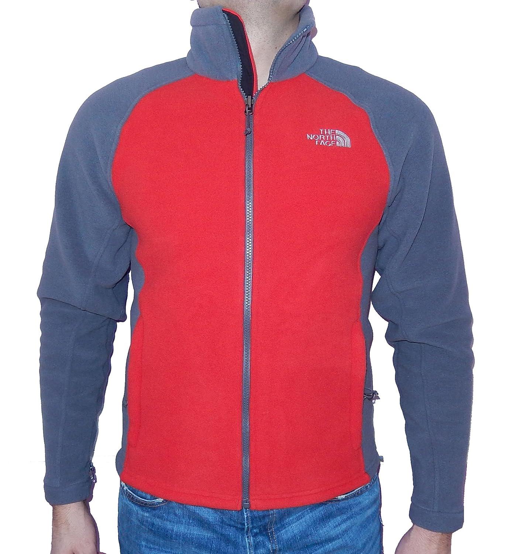 The North Face Men's TNF Black Samlet Fleece Jacket at Amazon ...