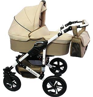 Allivio - Sistema de viaje 3 en 1, silla de paseo, carrito ...