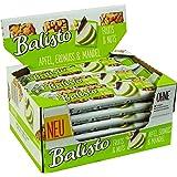 Balisto Fruits & Nuts Apfel, Erdnuss & Mandel, 18er Pack, 18 x 34 g