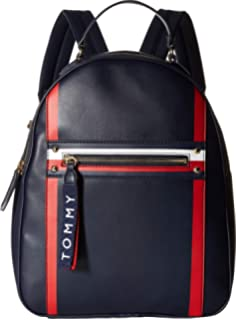 9d8c02a79c4 Amazon.com   Tommy Hilfiger Women s Willow II Small Backpack Navy ...