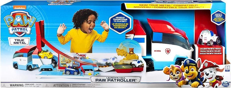 Patrulla Canina Patroller Transporta y Lanza (BIZAK 61926785 ...