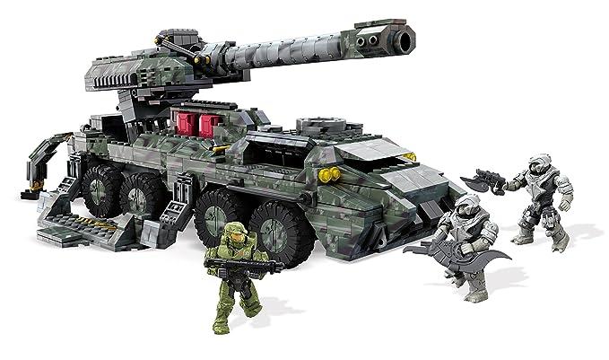 1 opinioni per Halo Wars 2-Mega Bloks DPJ94, Cannone da