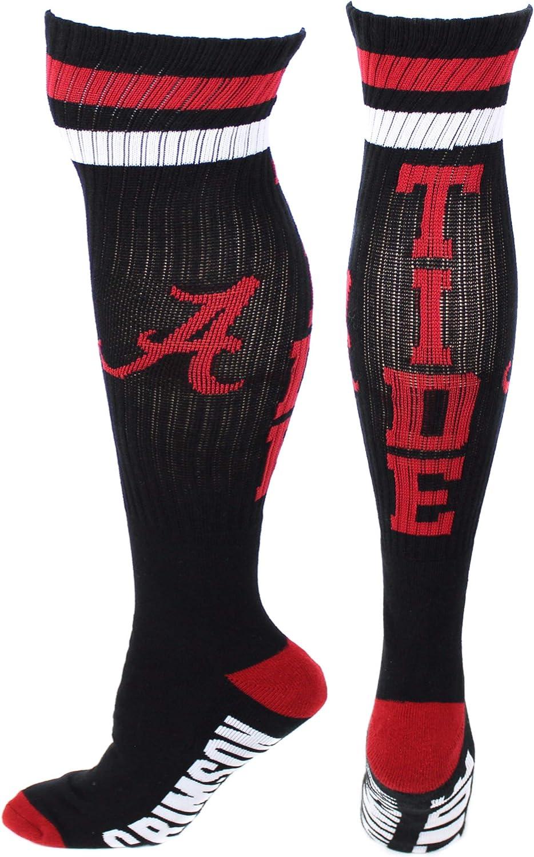 Donegal Bay NCAA Alabama Crimson Tide Tube Socks