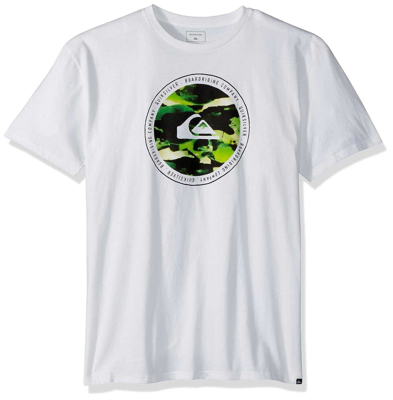 Quiksilver Men's Resin Feel T-Shirt AQYZT04989