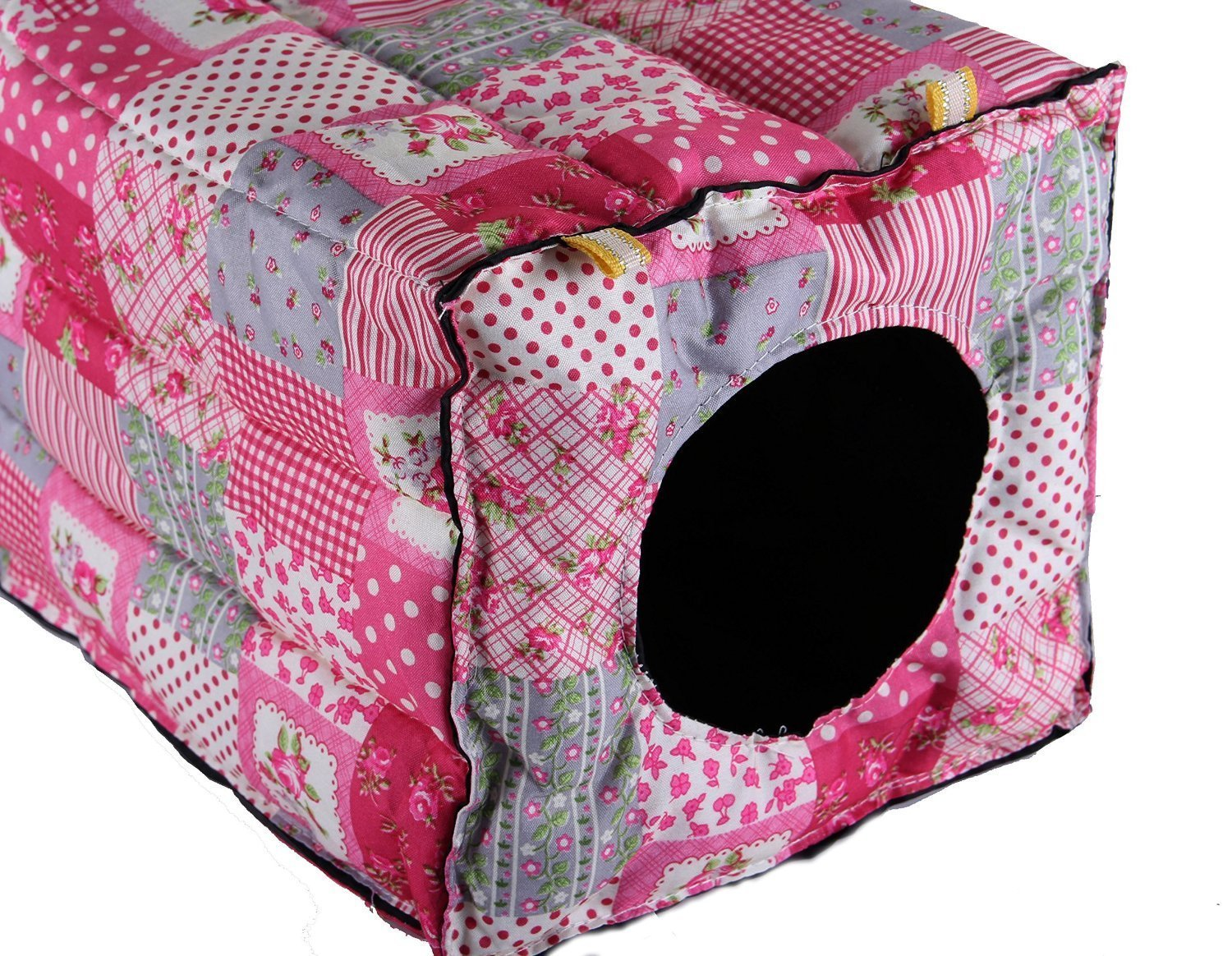 Mkouo Warm Hammock Hanging Bed Tent Toy Cotton House for Small Animal Hamster Guinea Pig Chinchilla Ferret Mkono