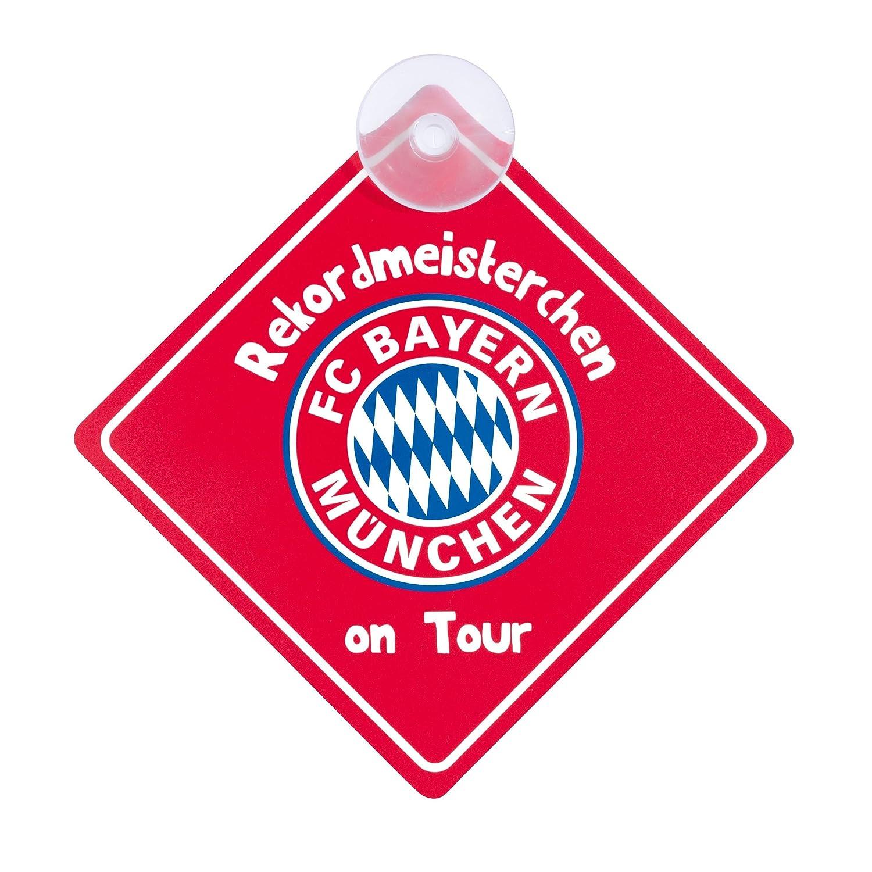 FC Bayern Múnich Auto Cartel/Cartel con ventosa - récord ...