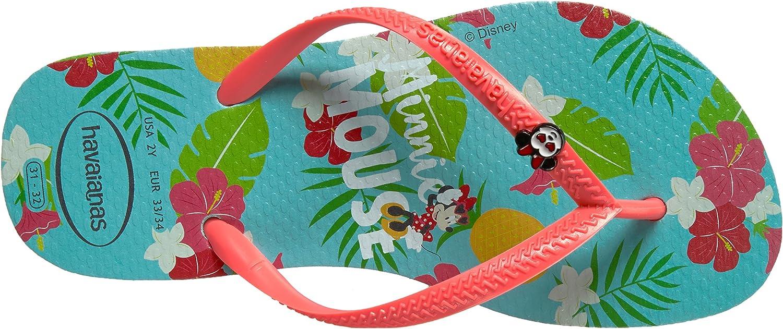 Havaianas Kid/'s Slim Disney Cool Flip Flop Sandal