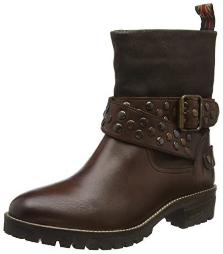 Womens Helen Interlaced Ankle Boots Pepe Jeans London Many Kinds Of Cheap Online Latest Collections cubZX