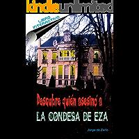 Descubre quién asesinó a la condesa de Eza: Libro interactivo