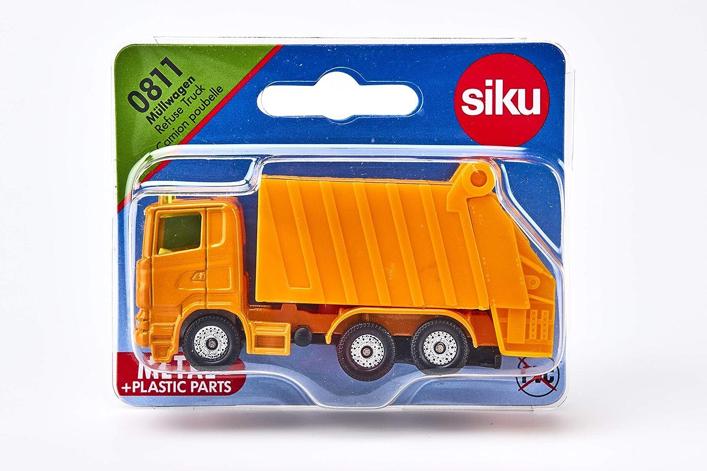 Siku 0811 camion dei rifiuti
