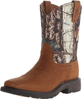 Amazon.com   Ariat Rambler Western Boot (Toddler/Little Kid/Big ...