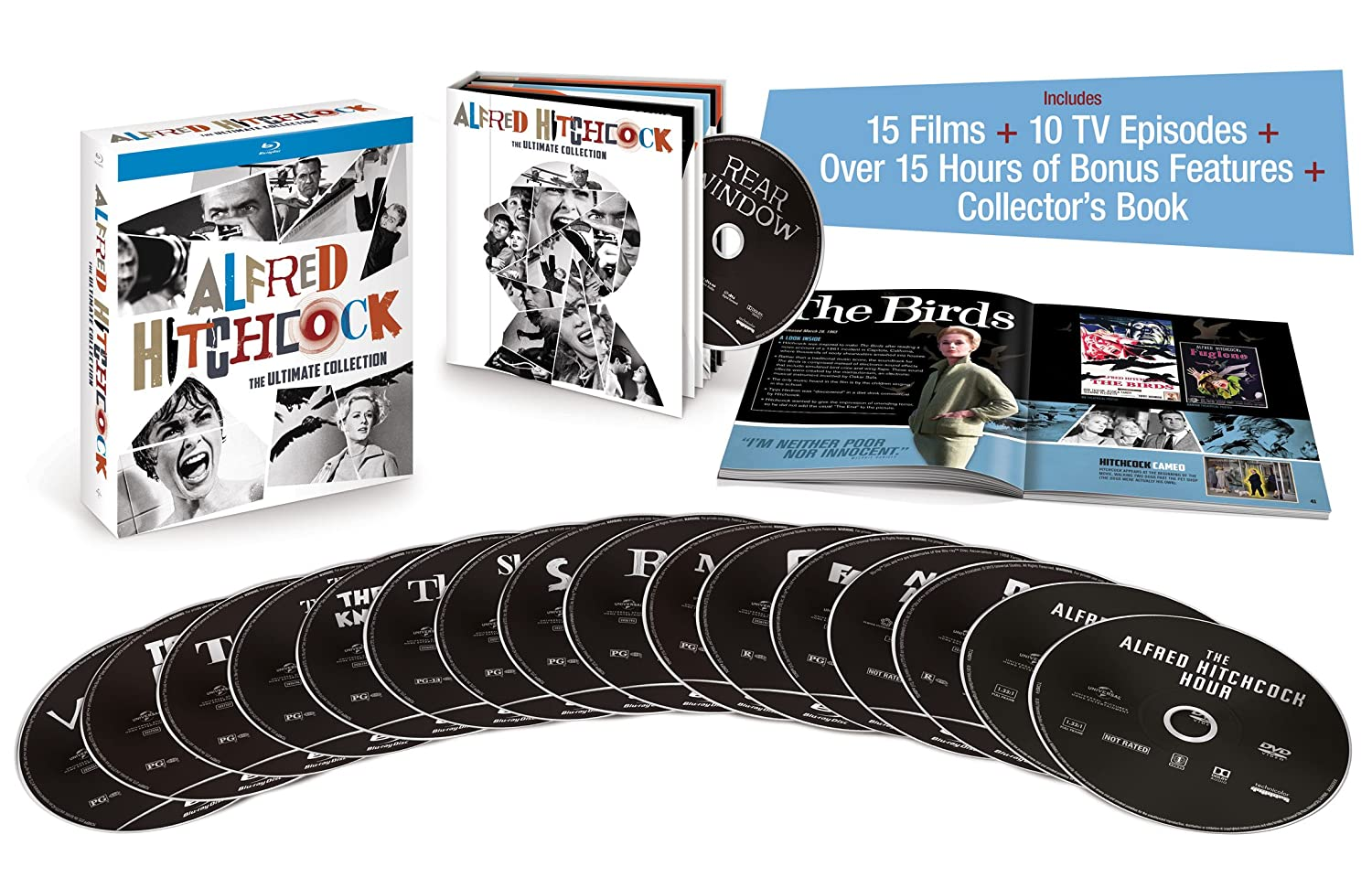 Save 40% on Alfred Hitchcock:.