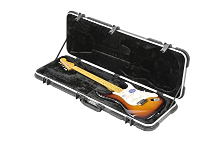 c7b865876b Amazon.com: SKB 66 Hardshell Electric Guitar Case: Musical Instruments