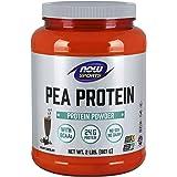 海外直送品Pea Protein, Chocolate, 2 lbs by Now Foods