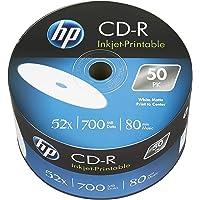 HP CD-R 700MB-80MIN PRINTABLE 50Lİ SHRİNK