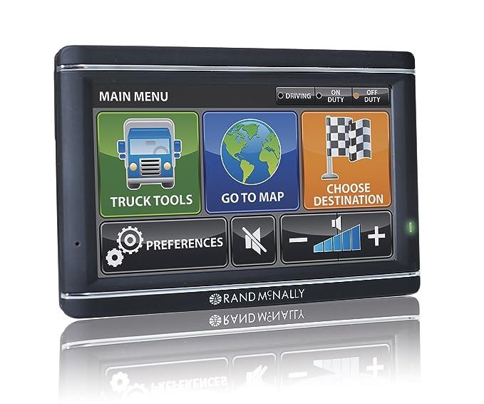 Rand McNally Intelliroute TND 500 5-Inch Portable Truck GPS Navigator