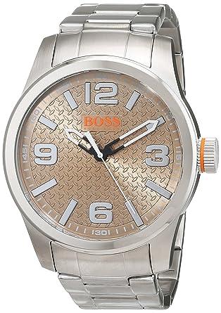 05c3158c4c12 Reloj Hugo Boss Orange para Hombre 1550051  Amazon.es  Relojes