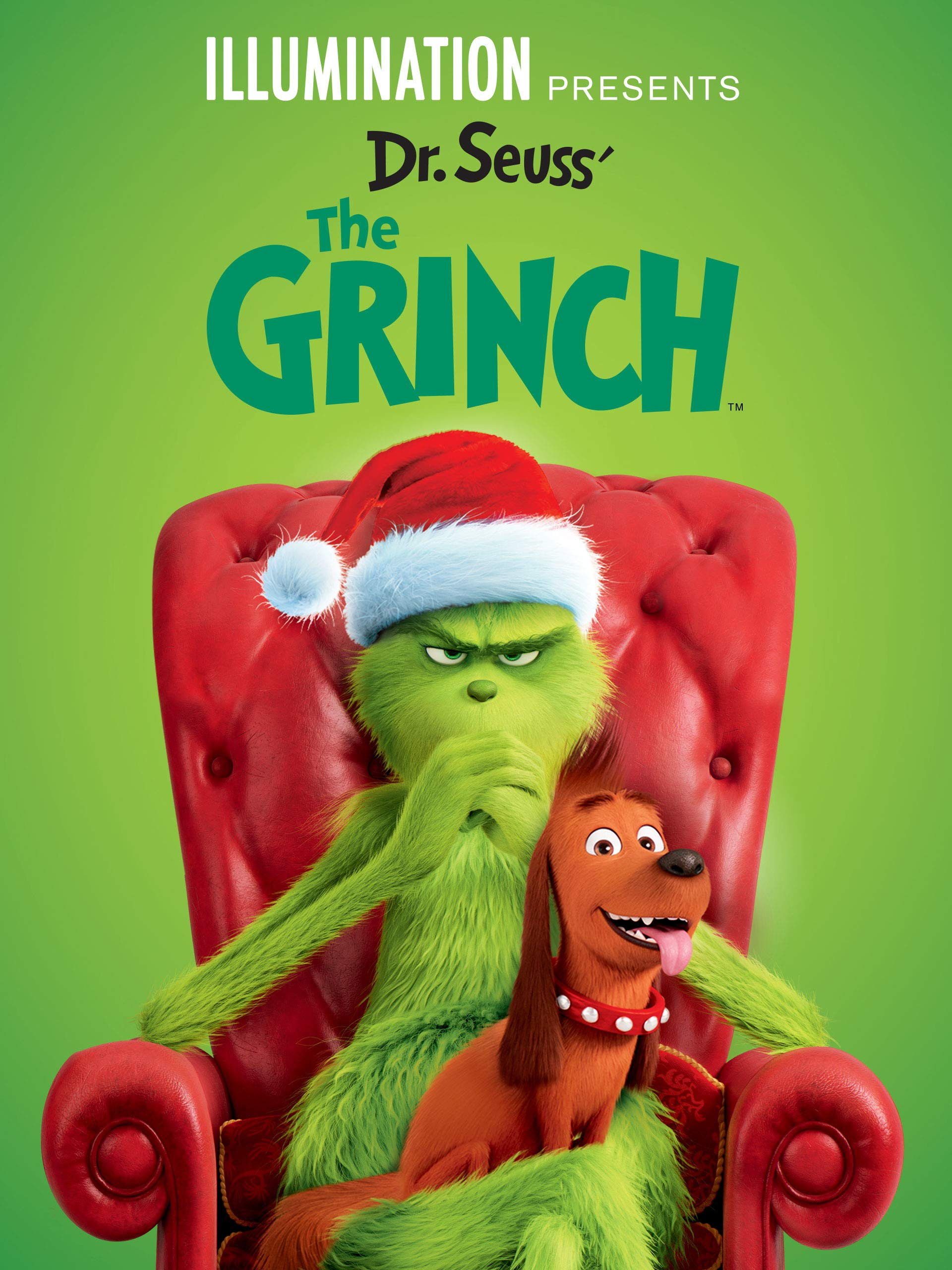 when is the grinch on tv 2019