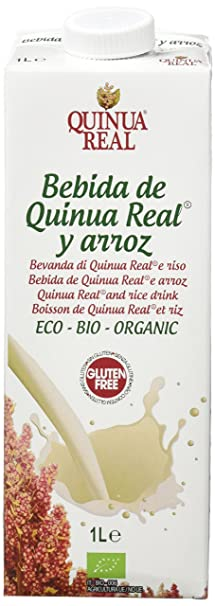 Quinua Real Bebidas de Arroz - 6 Botellas