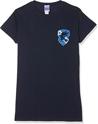 HARRY POTTER House Ravenclaw Camiseta para Mujer: Amazon.es: Ropa y accesorios