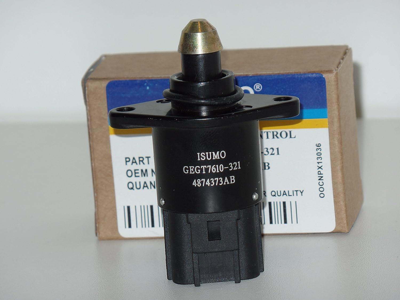 4874373AB IDLE AIR CONTROL VALVE FITS:JEEP CHEROKEE L6-4.0L 1998-1999-2000-2001