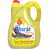 Bharat Mustard Oil, 5L