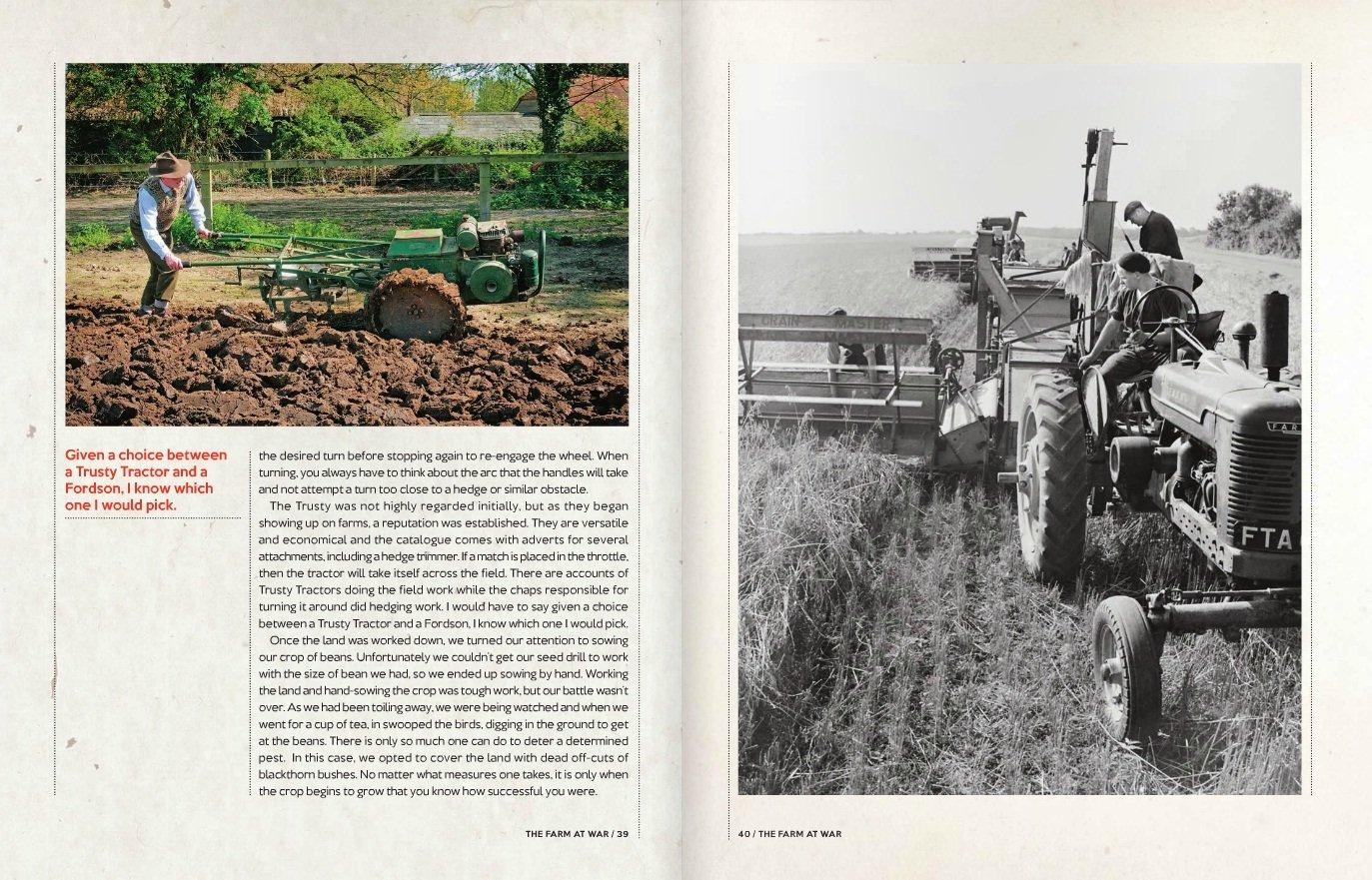 Wartime Farm: Peter Ginn, Ruth Goodman, Alexander Langlands: 8601421105873:  Amazon: Books