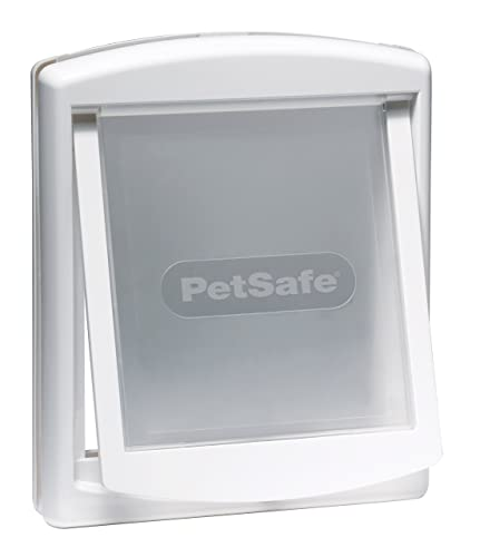PetSafe Staywell, Convenient, Original 2 Way Pet Door, Fast installation, Easy fitting, 2 way locking, Cat Flap for all Pets