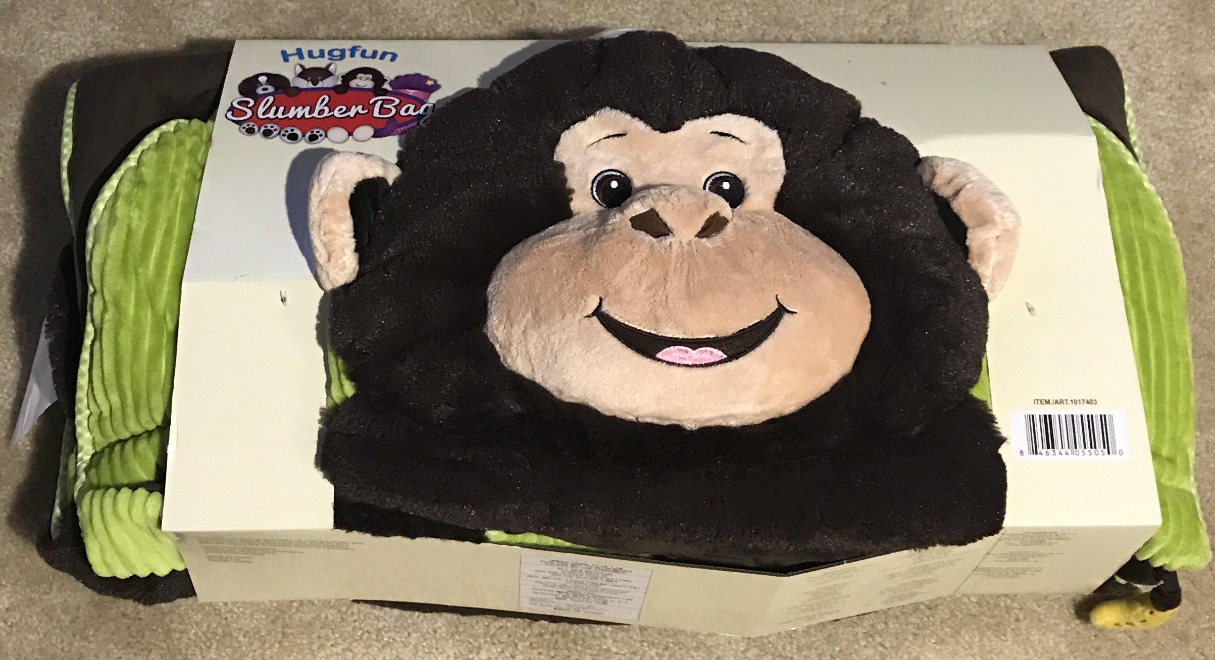 Slumber Bag- Monkey