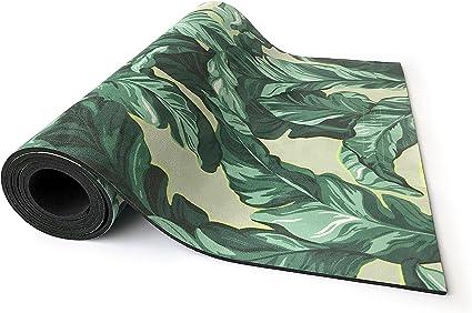 Amazon.com : ALWAYS x ALWAYS Palm Leaf Combo Fitness/Yoga ...
