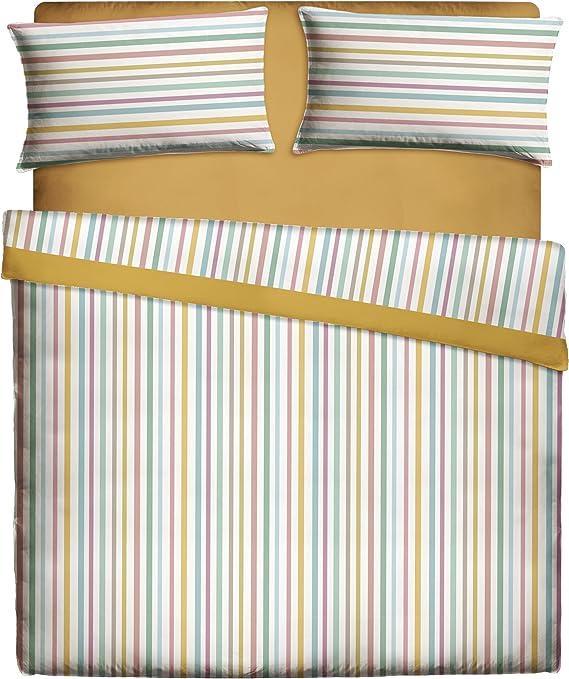 Casa Lieri - Juego de sábanas de 105, algodón, 50% poliéster ...