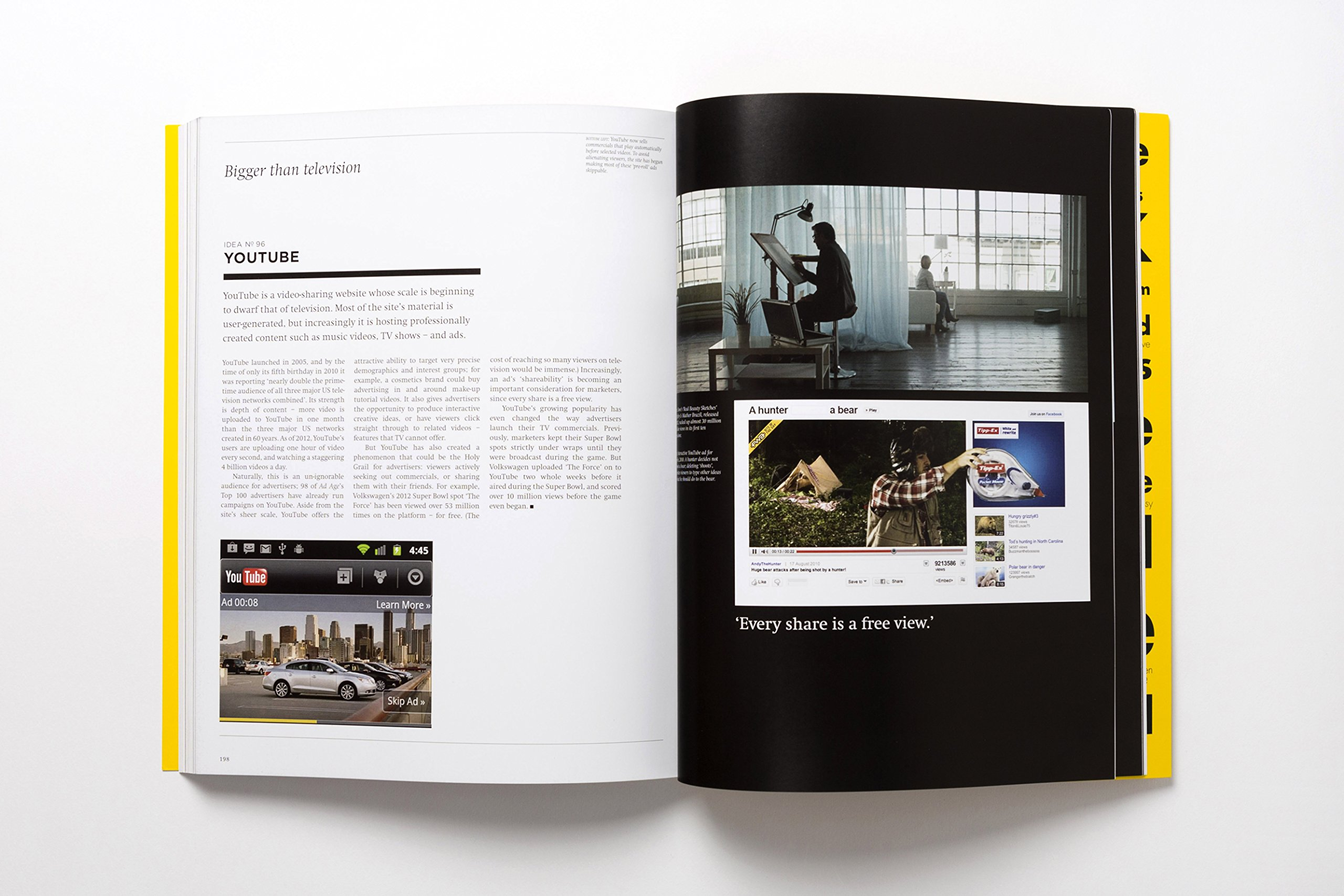 100 Ideas that Changed Advertising: Simon Veksner: 9781780672342: Amazon.com:  Books
