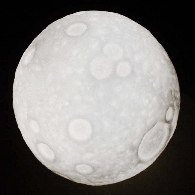 Amazon.com: Emporium Moon Light Desk Table Night Lamp: Toys  for Moon Lamp Hanging  285eri