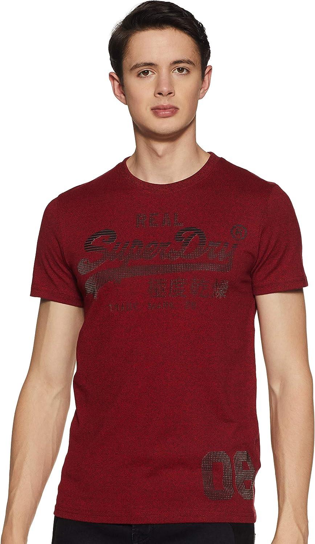 TALLA XL. Superdry Vintage Logo CNY tee Camiseta de Tirantes para Hombre