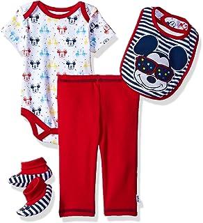 Amazon.com  Disney Mickey and Pluto Infant Boys 2pc Set  Infant And ... 360f56cc9