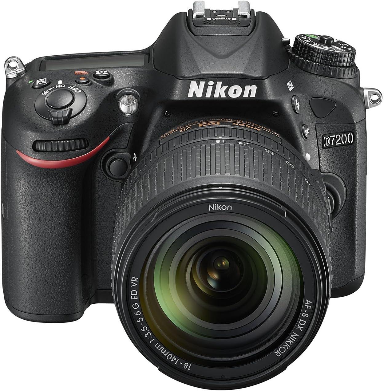 Nikon Dslr D7200 18 55 Mm Vr Camera Photo