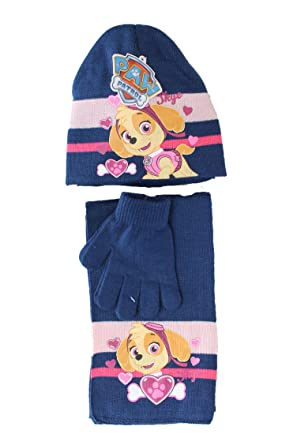 70b4d17798dda Nickelodeon-ensemble bonnet gants echarpe pat patrouille bleu-fille (52)