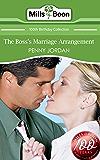 The Boss's Marriage Arrangement (Mills & Boon Short Stories)
