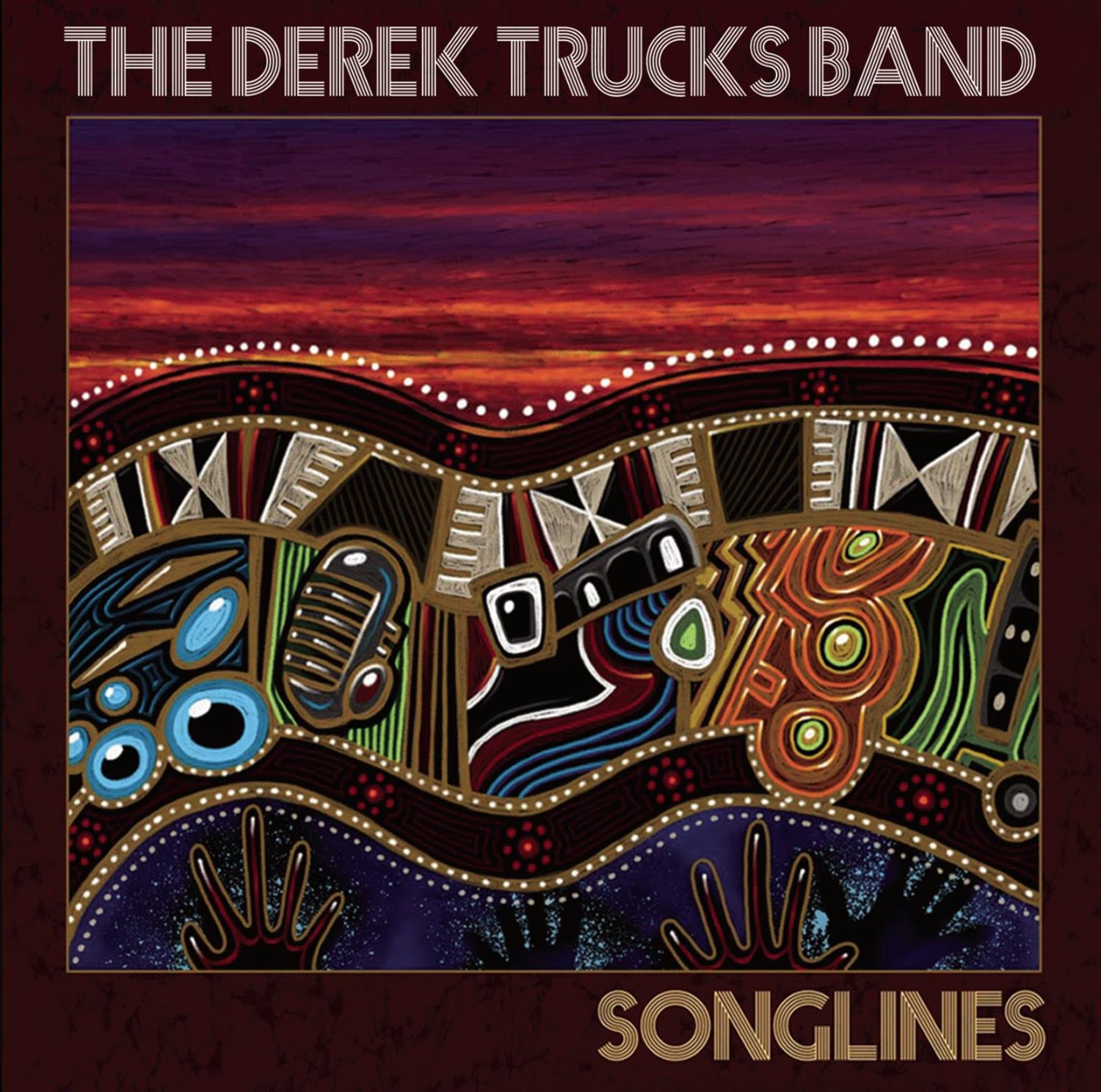 Image result for The Derek Trucks Band Songlines