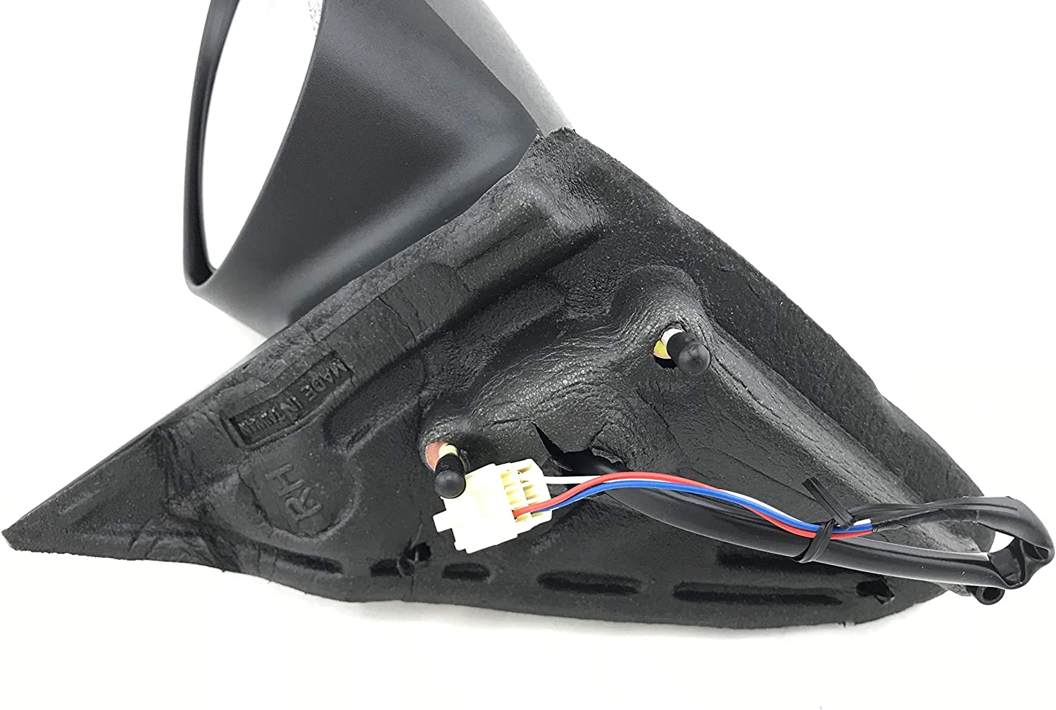 TEXTURED   Right Outside Rear View Mirror Passenger Side Mirror for SEBRING//DG STRATUS SDN 01-06 N-FLD RH OE: CH1321211 Parts Link #: 4805310AD