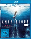 Amphibious 3D (inkl. 2D-Version) [Blu-ray 3D]