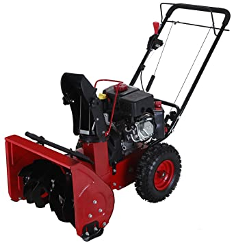 Power Smart DB7659 22-Inch 208CC LCT Compact Gas Powered Two Stage