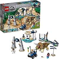 Lego 6278182 Lego Jurassic World Lego Jurassic World Triceratopschaos - 75937, Multicolor