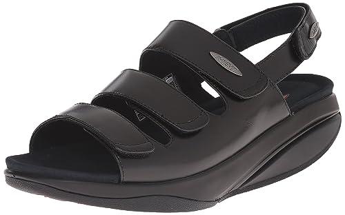 8e3664c1 MBT Tatuna 5, Sandalias con Tira Vertical para Mujer: Amazon.es: Zapatos y  complementos