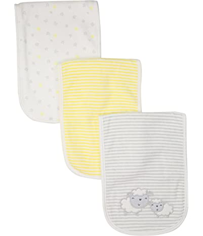 Gerber Baby 3-Pack Terry Burp Cloth