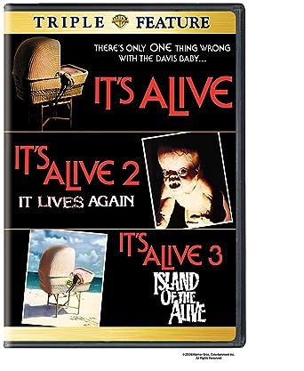 Amazon com: It's Alive / It's Alive 2: It Lives Again / It's