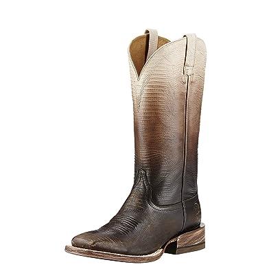 9ca6dbf4ca7 ARIAT Women's Ombre Wide Square Toe Western Boot