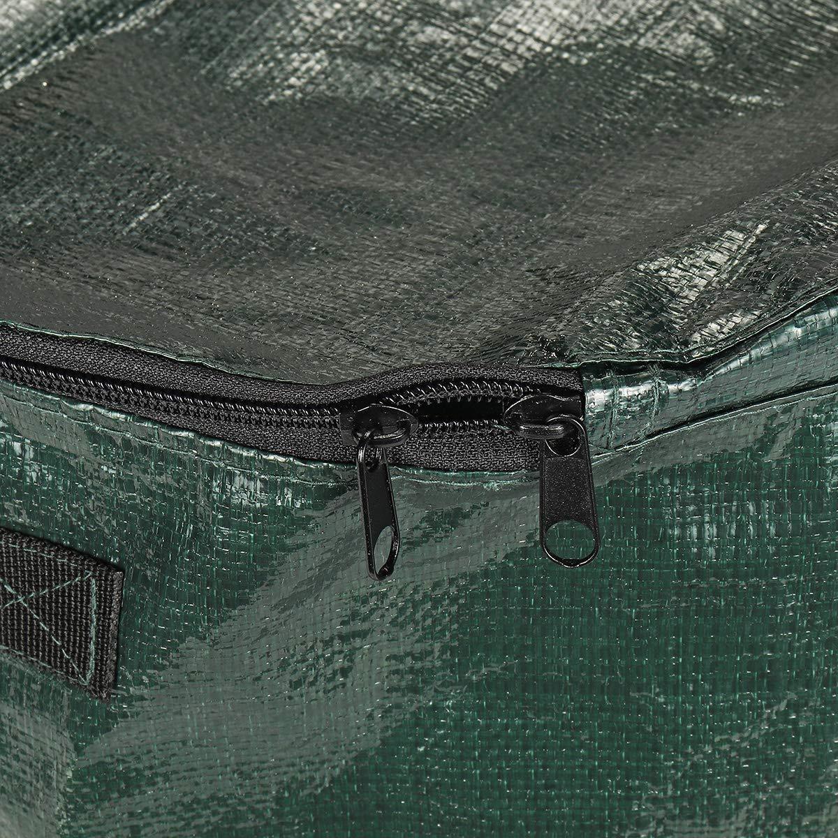 Tutoy 35L Org/ánico Compost Bolsa Residuos Convertidor Contenedores Respetuoso del Medio Ambiente Almacenamiento De Jard/ín De Compost
