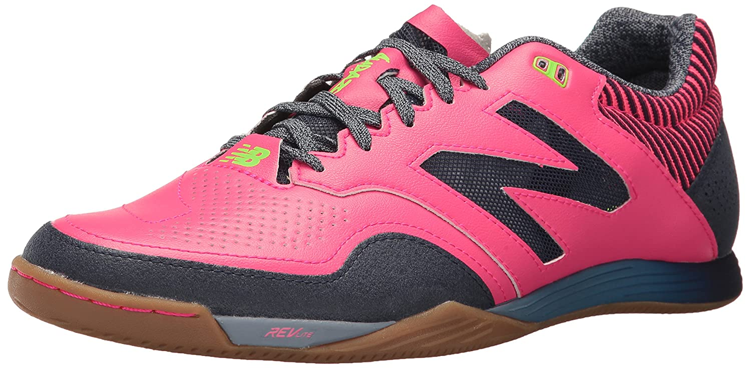 New Balance メンズ Audazo 2.0 Pro IN B01N97BRPT 6 2E US|Alpha Pink/Dark Cyclone Alpha Pink/Dark Cyclone 6 2E US